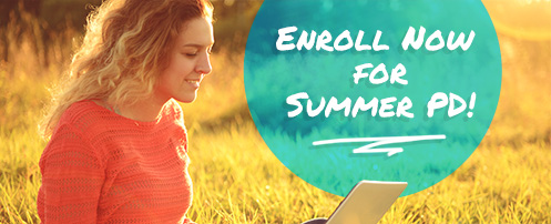Enroll now for Spring courses!